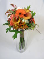 Bridal Bouquet: Autumn
