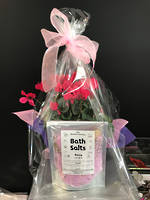 Cyclamen & Bath Salts