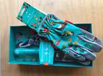 Royal Horticultural Society Trowel , Secateurs & Glove set