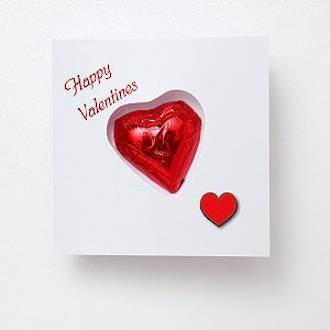 Valentines Chocolate Gift Cards